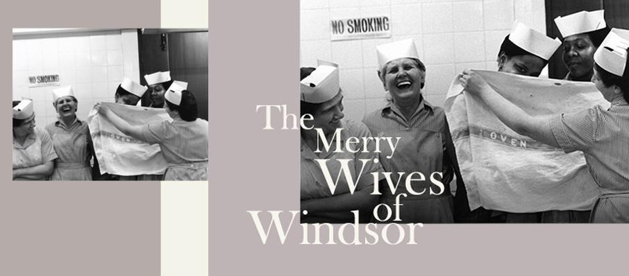 The Merry Wives of Windsor at Shakespeares Globe Theatre