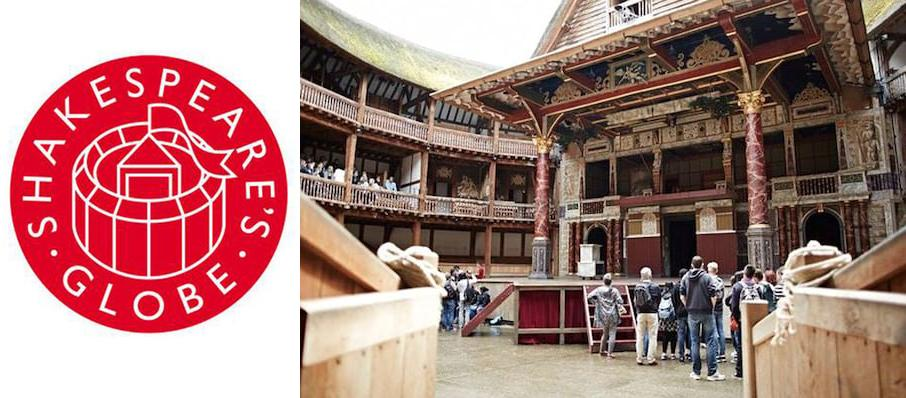 Shakespeare's Globe Theatre Tour & Exhibition at Shakespeares Globe Theatre Tour