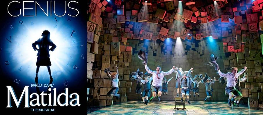 Matilda The Musical at Cambridge Theatre