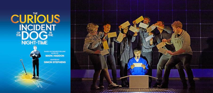 The Curious Incident of the Dog in the Night-Time at Troubadour Wembley