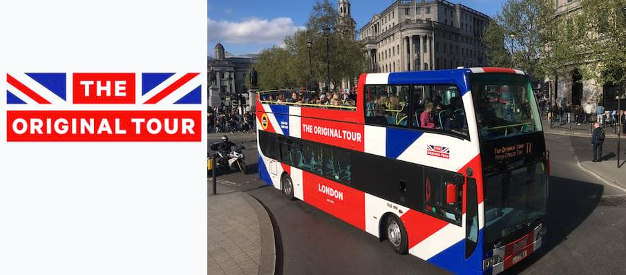 Original London Sightseeing Tour at The Original London Visitor Centre