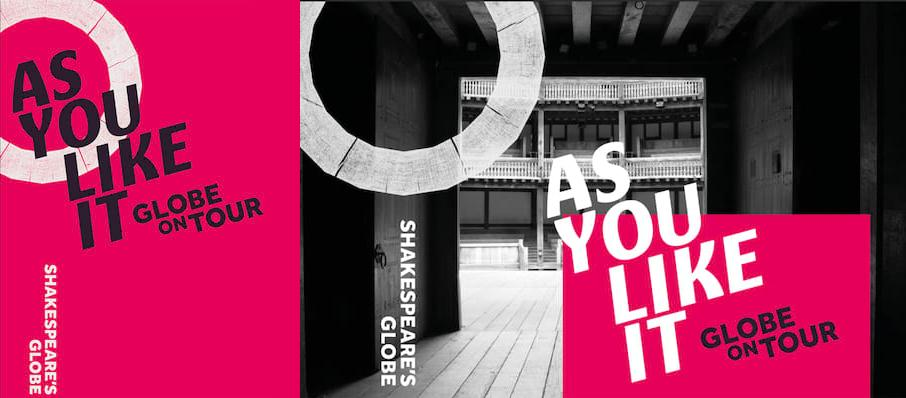 As You Like it at Shakespeares Globe Theatre