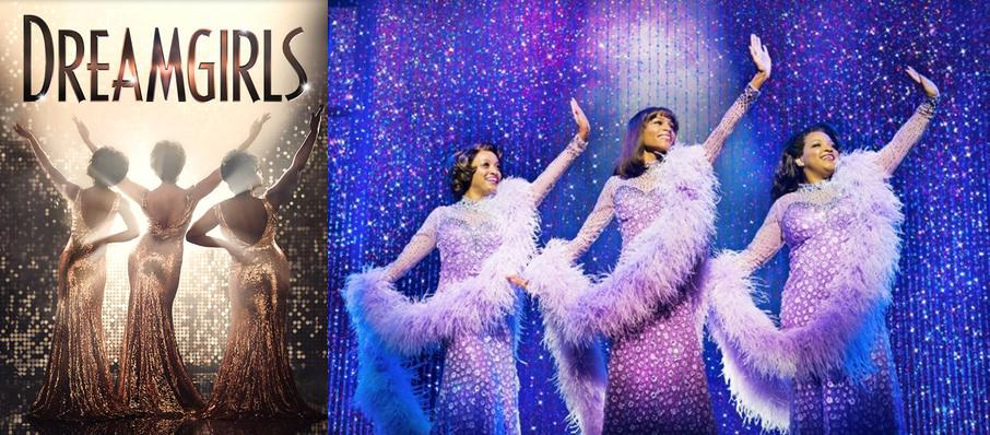 Dreamgirls at Savoy Theatre
