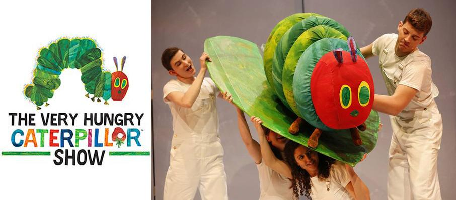 The Very Hungry Caterpillar at Ambassadors Theatre