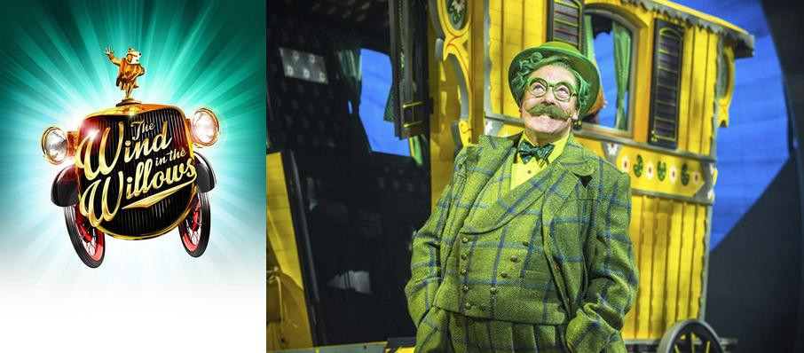 The Wind In The Willows at London Palladium