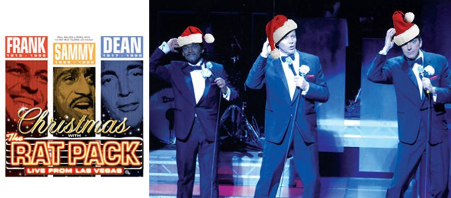 Christmas with the Rat Pack at Theatre Royal Haymarket
