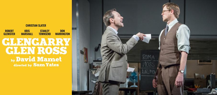 Glengarry Glen Ross at Playhouse Theatre
