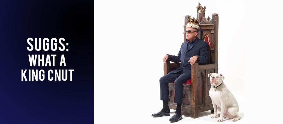 Suggs: What a King Cnut at London Palladium