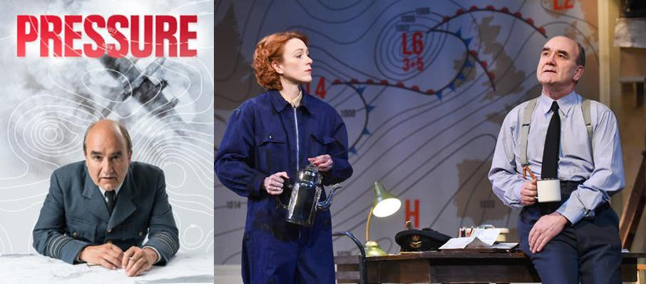 Pressure at Ambassadors Theatre