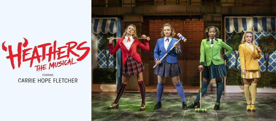 Heathers: The Musical at The Other Palace
