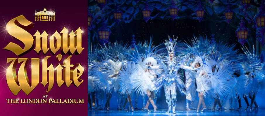 Snow White at London Palladium