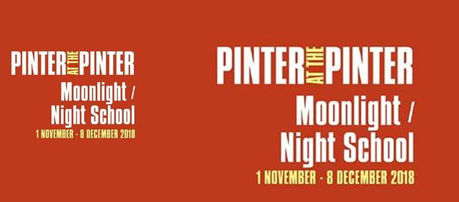 Pinter at the Pinter - Moonlight/Night School at Harold Pinter Theatre