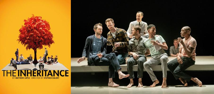 The Inheritance Part One at Noel Coward Theatre