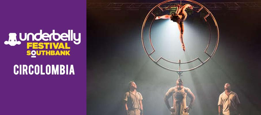Circolombia at Underbelly Festival London
