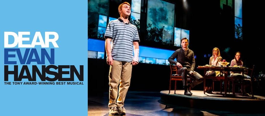 Dear Evan Hansen at Noel Coward Theatre