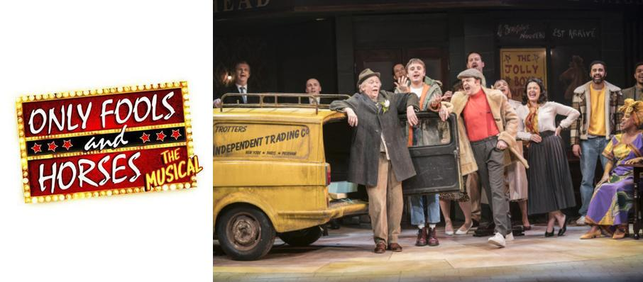 Only Fools and Horses - The Musical at Theatre Royal Haymarket