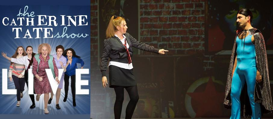 The Catherine Tate Show Live at Wyndhams Theatre