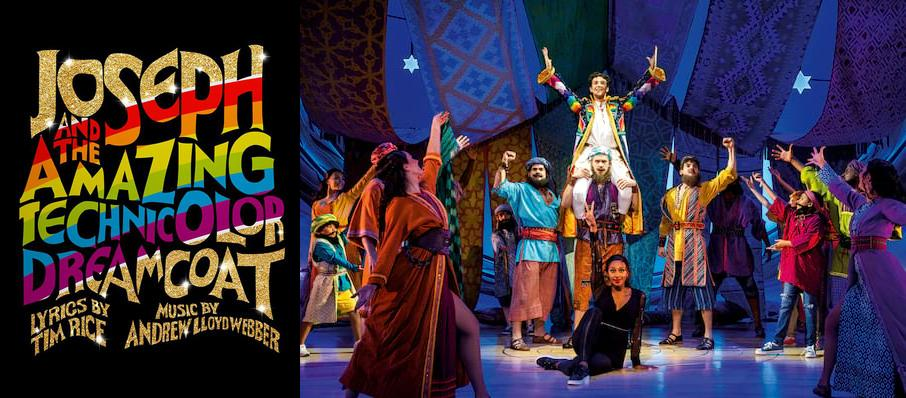 Joseph And The Amazing Technicolour Dreamcoat at London Palladium