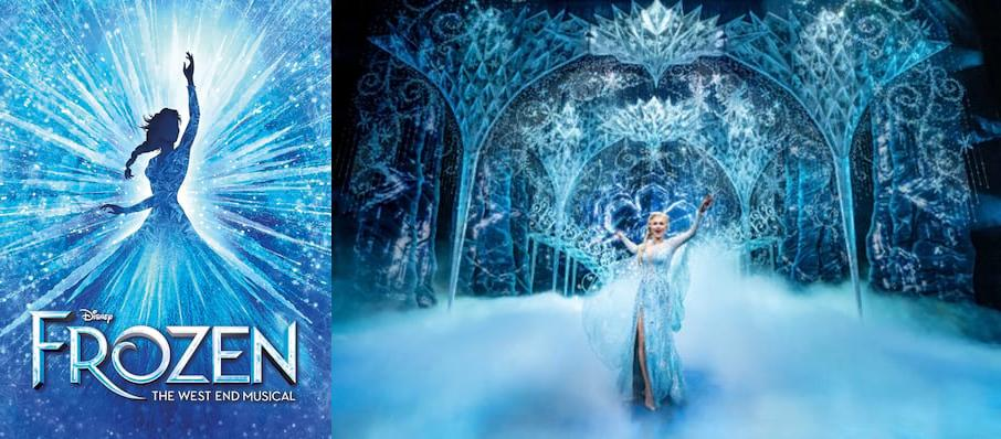 Disney's Frozen: The Musical at Theatre Royal Drury Lane