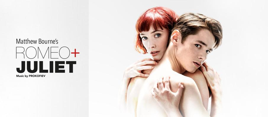 Matthew Bourne's Romeo and Juliet at Sadlers Wells Theatre