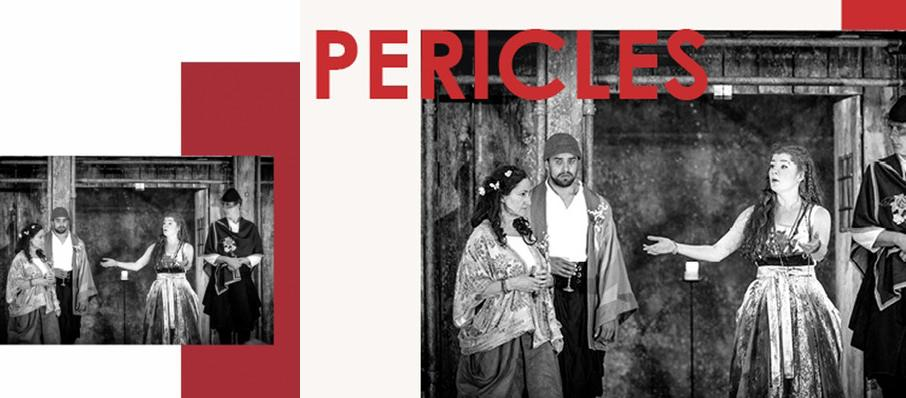 Pericles at Shakespeares Globe Theatre