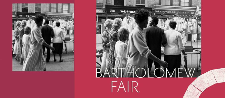 Bartholomew Fair at Shakespeares Globe Theatre