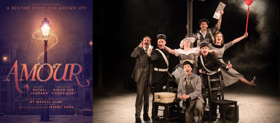 Amour at Charing Cross Theatre