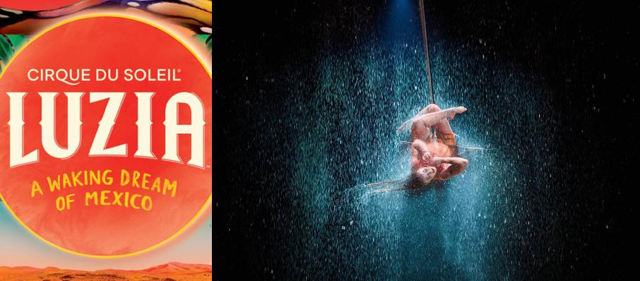 Cirque du Soleil - LUZIA at Royal Albert Hall