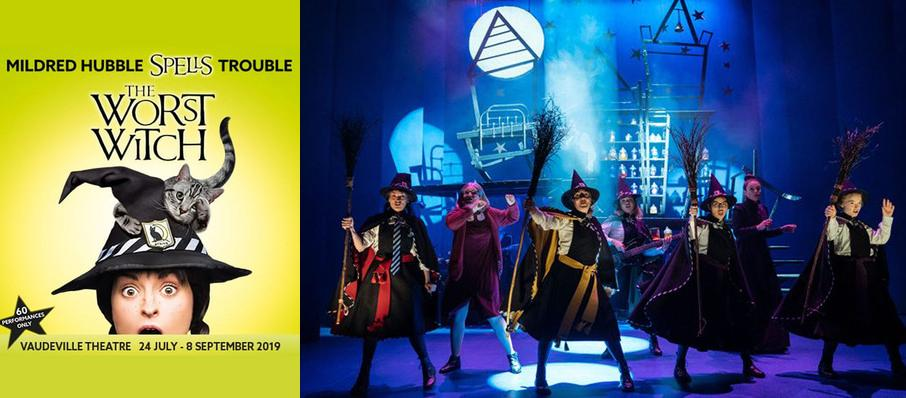 The Worst Witch at Vaudeville Theatre