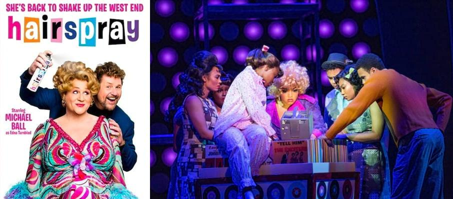 Hairspray at London Coliseum