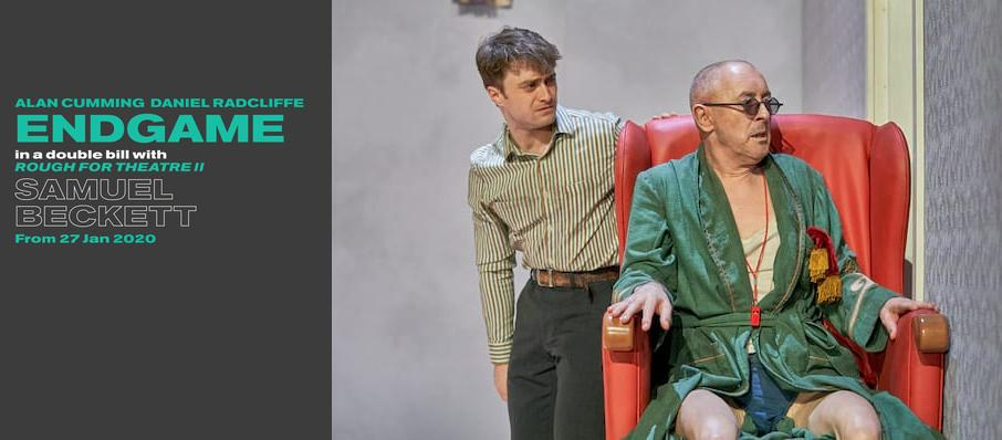 Endgame at Old Vic Theatre