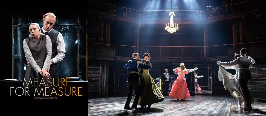 Measure for Measure at Royal Shakespeare Theatre