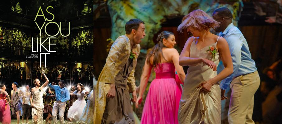 As You Like It at Barbican Theatre