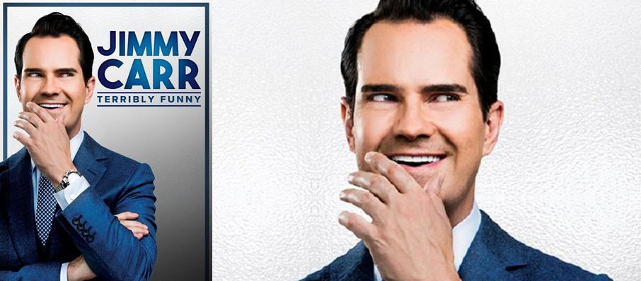 Jimmy Carr - Terribly Funny at New Wimbledon Theatre