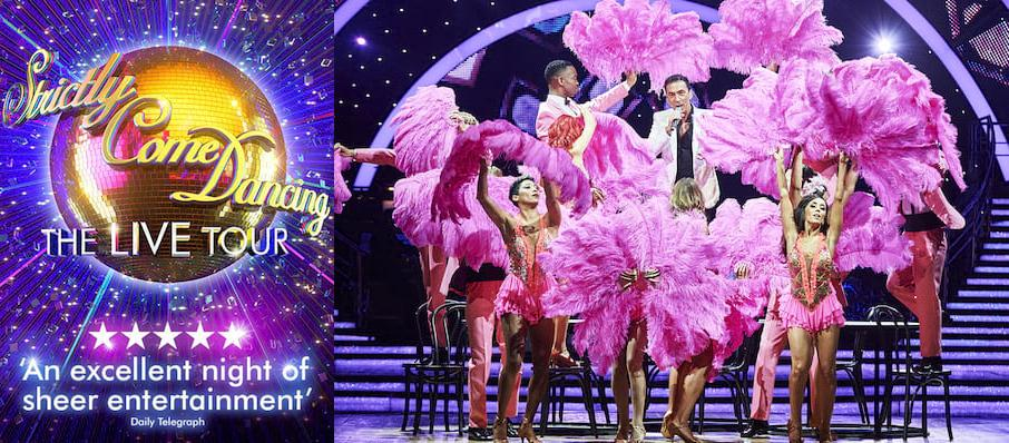 Strictly Come Dancing Live at O2 Arena