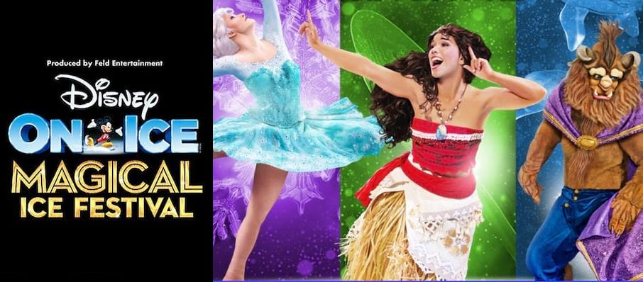Disney on Ice Presents Magical Ice Festival at Wembley Arena