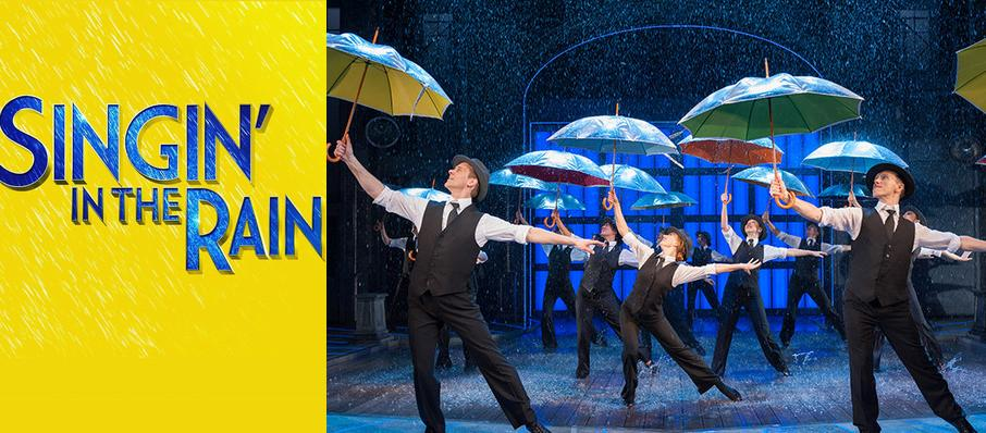 Singin' In The Rain at Sadlers Wells Theatre