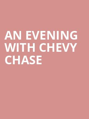 An Evening with Chevy Chase at Eventim Hammersmith Apollo