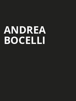 Andrea Bocelli at O2 Arena