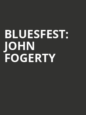 BLUESFEST: John Fogerty at O2 Arena