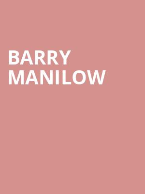 Barry Manilow at O2 Arena