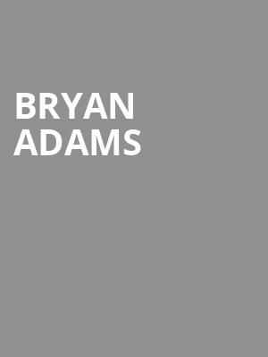 Bryan Adams at O2 Arena