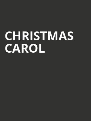 Christmas Carol at Old Vic Theatre