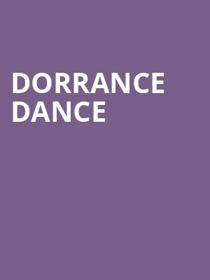 Dorrance Dance at Sadlers Wells Theatre
