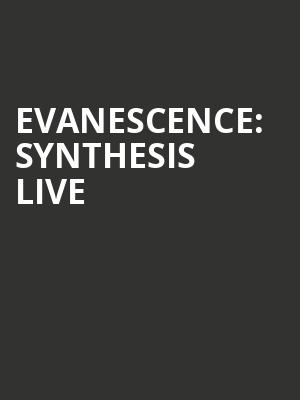Evanescence: Synthesis Live at Eventim Hammersmith Apollo