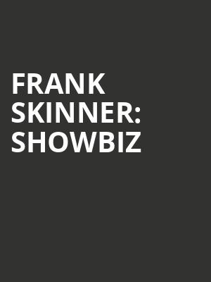 Frank Skinner: Showbiz at Garrick Theatre
