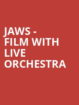 Jaws - Film With Live Orchestra at Royal Albert Hall