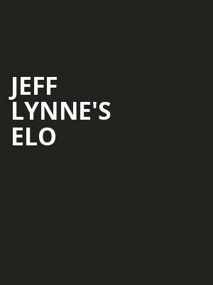 Jeff Lynne's ELO at O2 Arena