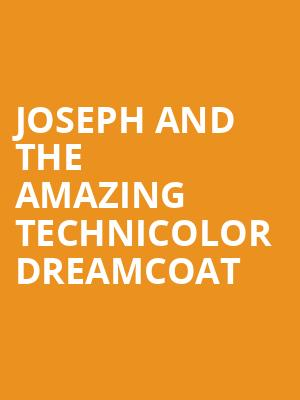 Joseph and the Amazing Technicolor Dreamcoat at London Palladium