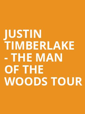 Justin Timberlake - The Man of the Woods Tour at O2 Arena